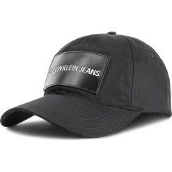 Czapka z daszkiem CALVIN KLEIN JEANS - Cap M K40K400863 016. Czarne czapki i kapelusze męskie Calvin Klein Jeans. Za 159.00 zł.