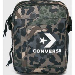 Converse - Saszetka. Czarne saszetki męskie Converse, z materiału, casualowe. W wyprzedaży za 99.90 zł.