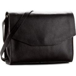 Torebka CLARKS - Treen Island  Black Leather. Czarne listonoszki damskie Clarks, ze skóry. W wyprzedaży za 209.00 zł.