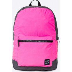 Herschel - Plecak. Różowe plecaki damskie Herschel, z poliesteru. W wyprzedaży za 139.90 zł.
