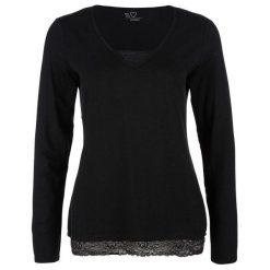 S.Oliver Koszulka Damska, 40, Czarna. Czarne bluzki damskie S.Oliver, dekolt w kształcie v. Za 99.00 zł.