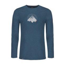 Loap Koszulka Męska Alton Leg Melange Xl. Szare bluzki z długim rękawem męskie Loap, z bawełny. Za 69.00 zł.