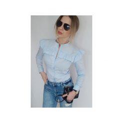 Koszula damska Amy blue. Koszule damskie marki SOLOGNAC. Za 99.00 zł.