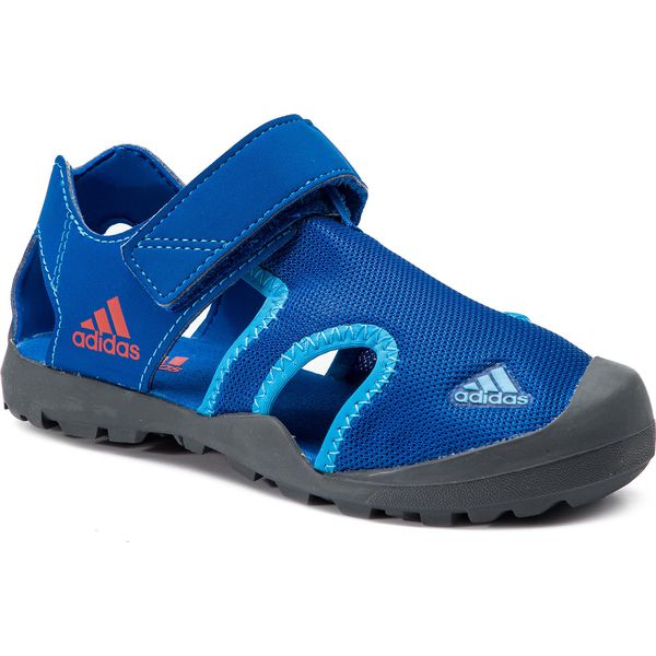 fe1d76f1 Sandały adidas - Captain Toey K BC0703 Blubea/Gresix/Actred ...
