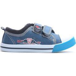 Niebieskie Trampki Life We Know. Niebieskie buty sportowe chłopięce Born2be, z denimu. Za 39.99 zł.