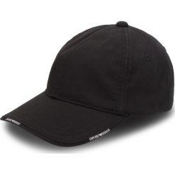 Czapka z daszkiem EMPORIO ARMANI - 627502 8A552 00020 Nero. Czarne czapki i kapelusze męskie Emporio Armani. Za 249.00 zł.