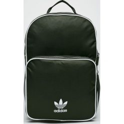 Adidas Originals - Plecak. Szare plecaki damskie adidas Originals, z materiału. W wyprzedaży za 169.90 zł.