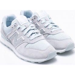 New Balance - Buty WR996LCC. Szare obuwie sportowe damskie New Balance, z materiału. W wyprzedaży za 299.90 zł.