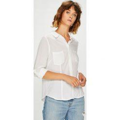 Tally Weijl - Koszula. Szare koszule damskie TALLY WEIJL, z długim rękawem. W wyprzedaży za 59.90 zł.