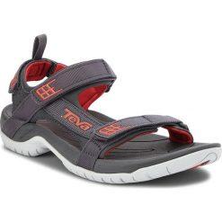 Sandały TEVA - Tenza M 4141 Dark Shadow/Red. Szare sandały męskie Teva, z materiału. W wyprzedaży za 259.00 zł.