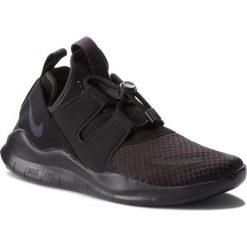 Buty NIKE - Free Rn Cmtr 2018 AA1620 002 Black/Oil Grey. Czarne buty sportowe męskie Nike, z materiału. W wyprzedaży za 329.00 zł.