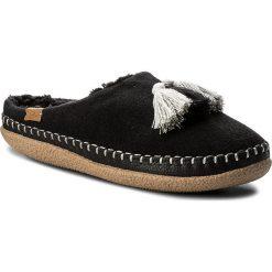 Kapcie TOMS - Ivy 10010879 Black Wool/Tassels. Kapcie damskie marki Tommy Hilfiger. W wyprzedaży za 179.00 zł.