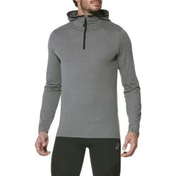 Asics Bluza męska LS Hoodie szara r. XL (1440150773). Bluzy męskie Asics. Za 139.00 zł.