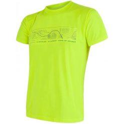 Sensor Koszulka Coolmax Fresh Pt Gps Yellow M. Żółte koszulki sportowe męskie Sensor, z krótkim rękawem. W wyprzedaży za 120.00 zł.