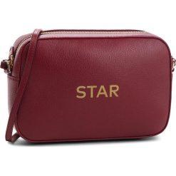 Torebka COCCINELLE - CV3 Mini Bag E5 CV3 55 G9 31 Grape R04. Czerwone listonoszki damskie Coccinelle, ze skóry. W wyprzedaży za 659.00 zł.