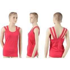 Reebok Koszulka Yoga SmFit różowa r. XL (K11847). T-shirty damskie Reebok. Za 35.25 zł.