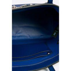 Guess Jeans - Torebka. Szare torby na ramię damskie Guess Jeans. W wyprzedaży za 359.90 zł.
