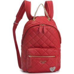 Plecak MY TWIN - Zaino VA8PCA Papaver. Czerwone plecaki damskie My Twin, ze skóry ekologicznej. Za 689.00 zł.