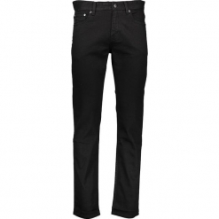 Dżinsy - Slim fit - w kolorze czarnym. Czarne jeansy męskie Ben Sherman. W wyprzedaży za 152.95 zł.