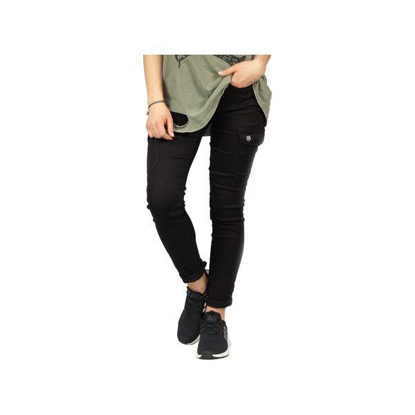 8d91273de265e5 Damskie spodnie bojówki UNDERWORLD - Spodnie materiałowe damskie ...