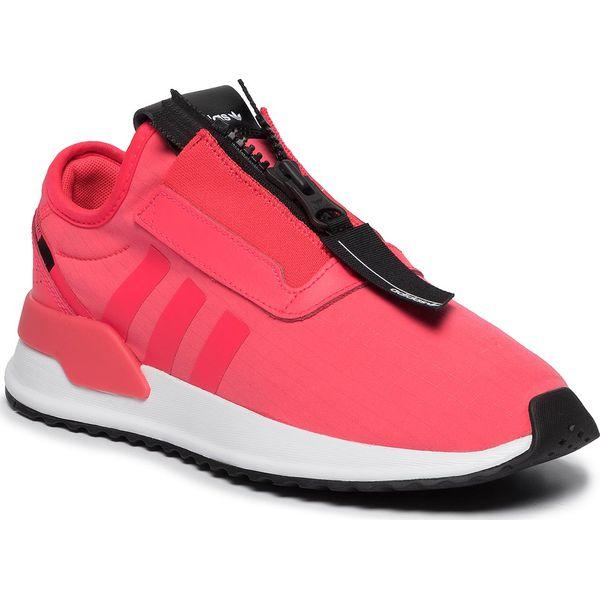 Buty adidas U_Path Run EE4464 ScarleFtwwhtShored