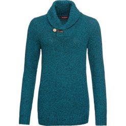 Sweter bonprix niebieski melanż. Swetry damskie marki KALENJI. Za 59.99 zł.