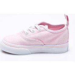 Vans - Tenisówki dziecięce. Buty sportowe dziewczęce Vans, z gumy. W wyprzedaży za 139.90 zł.