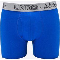 Under Armour - Bokserki Cotton Stretch 6 3 Pack  (3-pack). Niebieskie bokserki męskie Under Armour, z bawełny. W wyprzedaży za 139.90 zł.