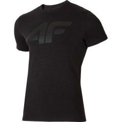 T-shirt męski TSM025 - głęboka czerń. T-shirty męskie marki Giacomo Conti. W wyprzedaży za 59.99 zł.