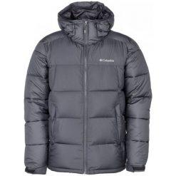Columbia Kurtka Męska Pike Lake Hooded Jacket Black Xl. Czarne kurtki sportowe męskie Columbia, z materiału. W wyprzedaży za 419.00 zł.