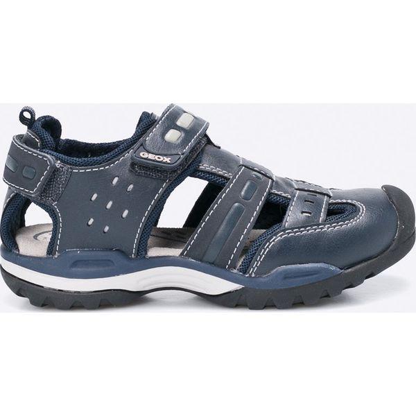 dbacccdfe934e Geox - Sandały dziecięce - Sandały chłopięce marki Geox, z gumy. W ...