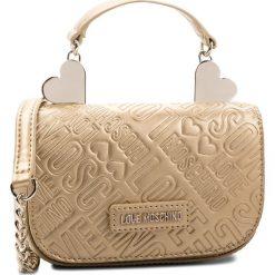 Torebka LOVE MOSCHINO - JC4244PP06KF0901 Oro. Żółte torebki do ręki damskie Love Moschino, ze skóry ekologicznej. Za 719.00 zł.