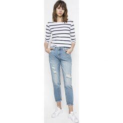 Pepe Jeans - Jeansy Violet. Niebieskie jeansy damskie Pepe Jeans. W wyprzedaży za 299.90 zł.
