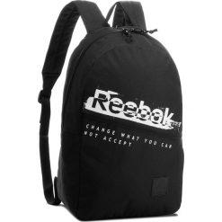 Plecak Reebok - Style Found Followg Bp CZ9752  Black. Czarne plecaki damskie Reebok, z materiału. W wyprzedaży za 119.00 zł.