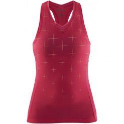 Craft Koszulka Damska Belle Glow Różowy L. Czerwone koszulki sportowe damskie Craft, z włókna. Za 285.00 zł.