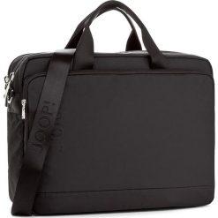 Torba na laptopa JOOP! - Pandion 4140003737 Black 900. Czarne torby na laptopa damskie JOOP!, z materiału. W wyprzedaży za 549.00 zł.
