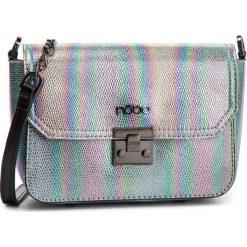 Torebka NOBO - NBAG-F4701-C013 Kolorowy. Szare torebki do ręki damskie Nobo, w kolorowe wzory, ze skóry ekologicznej. W wyprzedaży za 139.00 zł.
