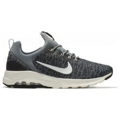 Nike Buty Women's Air Max Motion Lw Racer Shoe 38.5. Czarne obuwie sportowe damskie Nike, z gumy. Za 379.00 zł.