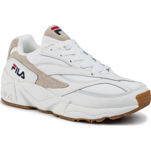 Sneakersy FILA Venom Low Wmn 1010291.1FG White