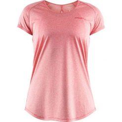 Craft  Koszulka damska Eaze SS Melange Tee Różowa r. S  (1905875  - 702200). T-shirty damskie Craft. Za 82.80 zł.