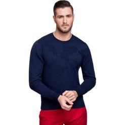 Sweter PIETRO SWGR000105. Swetry przez głowę męskie marki Giacomo Conti. Za 169.00 zł.