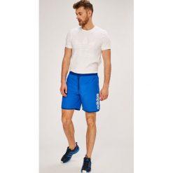 Adidas Performance - Szorty. Szare krótkie spodenki sportowe męskie adidas Performance, z poliesteru. W wyprzedaży za 139.90 zł.