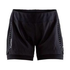 Craft Spodenki damskie Essential 2-in-1 Shorts Czarne r. L (1906029 - 999000). Spodnie dresowe damskie Craft. Za 153.63 zł.