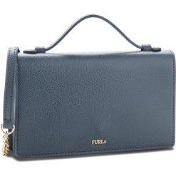 Torebka FURLA - Incanto 978226 E ET24 ARE Ardesia e. Niebieskie torebki do ręki damskie Furla, ze skóry. Za 895.00 zł.