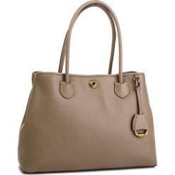 Torebka LAUREN RALPH LAUREN - Millbrook 431706107003  Taupe. Brązowe torebki do ręki damskie Lauren Ralph Lauren, ze skóry. W wyprzedaży za 1,049.00 zł.