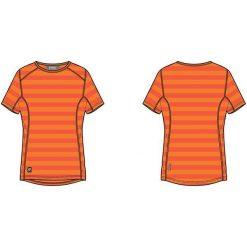 KILLTEC Koszulka damska Susany pomarańczowa r. L (21778). T-shirty damskie KILLTEC. Za 64.70 zł.