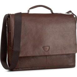 Torba na laptopa JOOP! - Brenta 4140003468 Dark Brown 702. Brązowe torby na laptopa damskie JOOP!, ze skóry. W wyprzedaży za 949.00 zł.