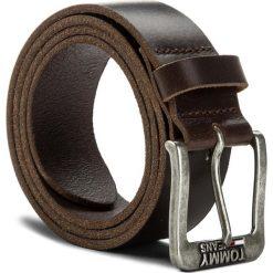 Pasek Męski TOMMY JEANS - Tjm Classic Belt 4.0 AM0AM03363 85 254. Brązowe paski damskie Tommy Jeans, w paski, z jeansu. Za 179.00 zł.