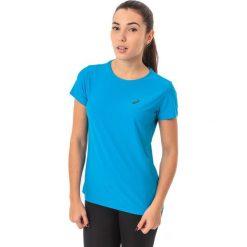 Asics Koszulka damska SS Top Asics Diva Blue r. M (1341048012). T-shirty damskie Asics. Za 45.24 zł.