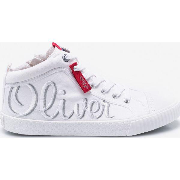 5bd5f88b7243 s. Oliver - Trampki - Trampki męskie marki S.Oliver. W wyprzedaży za ...